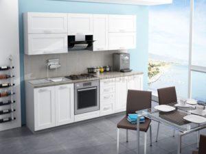 Kuchnia Wenus biała 260 cm
