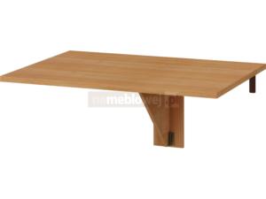 Stolik składany Expert 8 z blatem rozłożonym