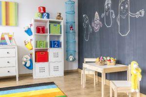 Kreatywny pokój dziecięcy