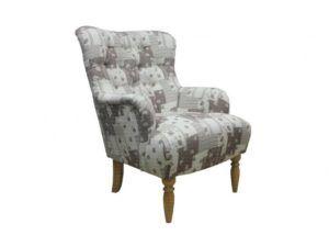 Stylowy fotel uszak Bristol