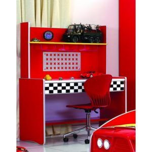 Biurko dla chłopca Rajdowiec